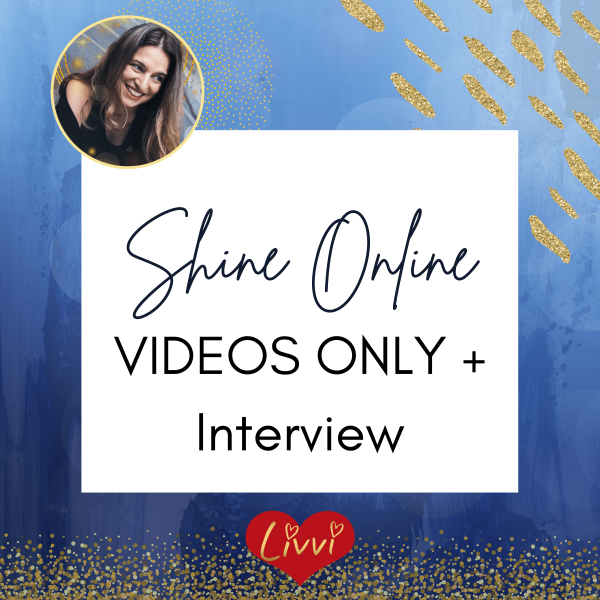 shine online video and interview